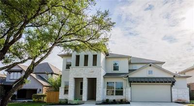 Austin Single Family Home For Sale: 10101 Double Eagle Pass