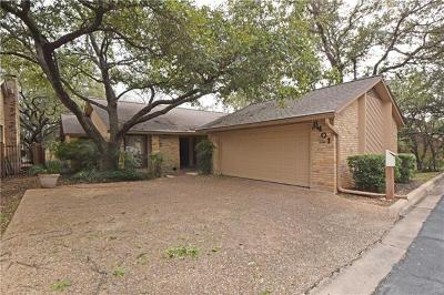 Austin Condo/Townhouse For Sale: 8401 Summer Tree Ct