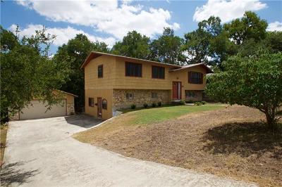 San Marcos Single Family Home For Sale: 113 Ridgeway Dr