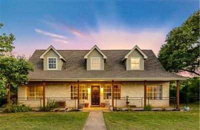 Spicewood Single Family Home Pending - Taking Backups: 2605 Crosswind Dr