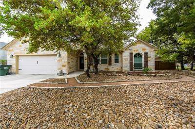 Wimberley Single Family Home Active Contingent: 3 Stepping Stone Ct
