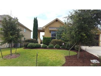 Round Rock Single Family Home Pending - Taking Backups: 1972 Kempwood Loop