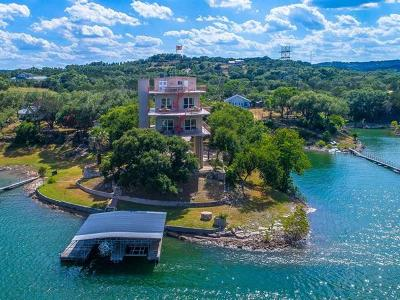 Burnet County, Llano County, Travis County Single Family Home For Sale: 20202 Barnett Glenn Rd