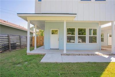 Condo/Townhouse For Sale: 1121 Walton Ln #A