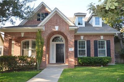 Georgetown Rental For Rent: 213 Village Park Dr