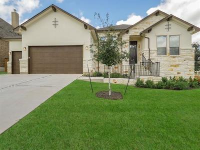 Leander Single Family Home For Sale: 709 Santa Catalina Way