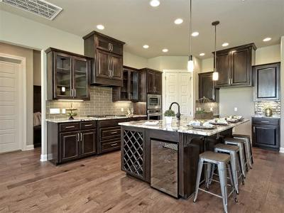 Single Family Home For Sale: 201 San Gabriel Hideaway Cv