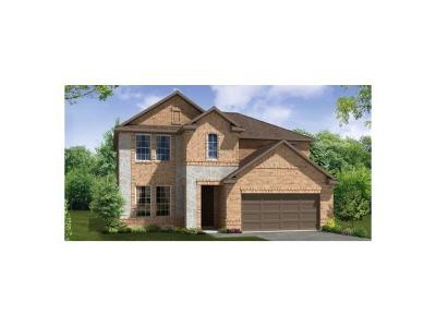 Leander Single Family Home For Sale: 4509 Big Tree Trl