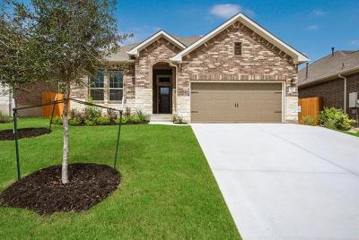 Lago Vista Single Family Home For Sale: 8012 Arbor Knoll Ct