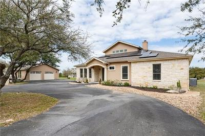 Dripping Springs Single Family Home For Sale: 164 Stacey Ann Cv