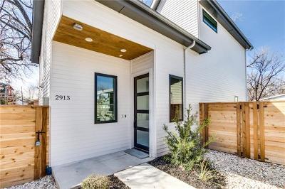 Condo/Townhouse For Sale: 2913 Castro St #B