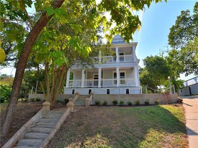 Bastrop County Single Family Home For Sale: 102 4th Ave