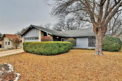 Travis County Single Family Home For Sale: 9410 Mountain Quail Rd