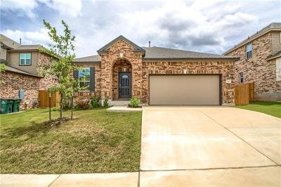 Georgetown TX Single Family Home For Sale: $275,000