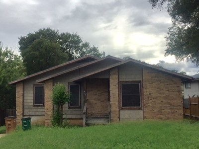 Austin Single Family Home For Sale: 906 Walter St