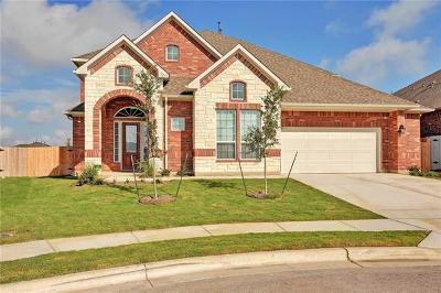 Single Family Home For Sale: 303 Betony Loop