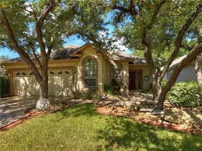 Williamson County Single Family Home For Sale: 119 Sabine Dr