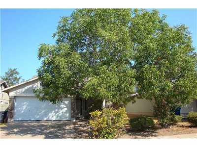 Austin Single Family Home For Sale: 712 Decker Prairie Dr