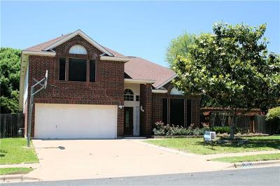 Single Family Home For Sale: 12502 Fallen Tower Ln