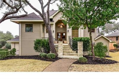 Austin Single Family Home For Sale: 6626 Lost Horizon Dr