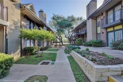 Austin TX Condo/Townhouse For Sale: $208,000
