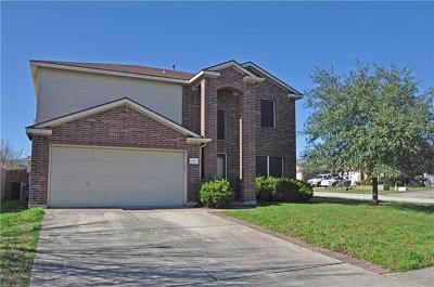 Pflugerville Single Family Home Pending - Taking Backups: 15020 Saddlegirth Ln