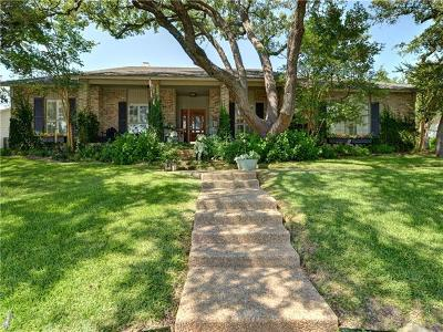 Travis County Single Family Home For Sale: 1800 Bay Hill Dr