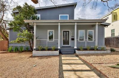 Single Family Home For Sale: 1905 Blue Crest Dr