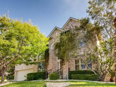 Austin Single Family Home For Sale: 10201 Chestnut Ridge Rd