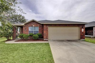 Leander Single Family Home For Sale: 800 Municipal Dr