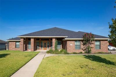 Harker Heights Single Family Home For Sale: 2014 Yak Trl