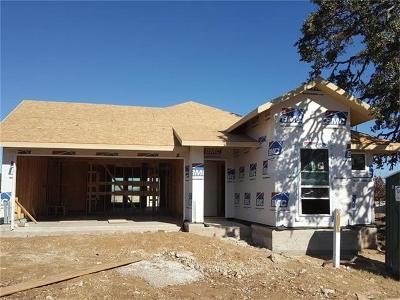 Cedar Park TX Single Family Home For Sale: $254,990