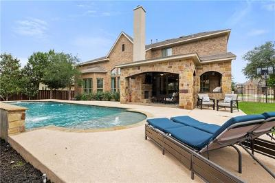 Round Rock Single Family Home For Sale: 3024 Midwood Ln