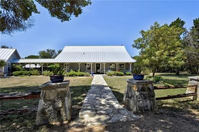 Dripping Springs Farm For Sale: 300 Blue Creek Dr