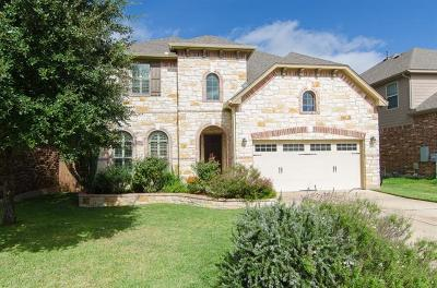 Cedar Park Single Family Home Pending - Taking Backups: 4005 Gloucester Dr