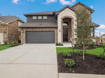 Leander Single Family Home For Sale: 2532 Granite Hill Dr