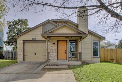 Austin Single Family Home Pending - Taking Backups: 1208 Glen Summer Cv