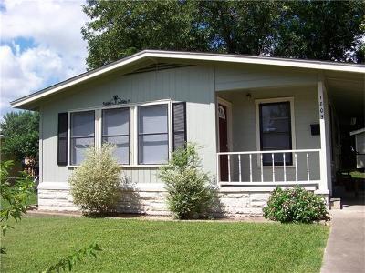 Taylor Single Family Home Pending - Taking Backups: 1805 Davis St