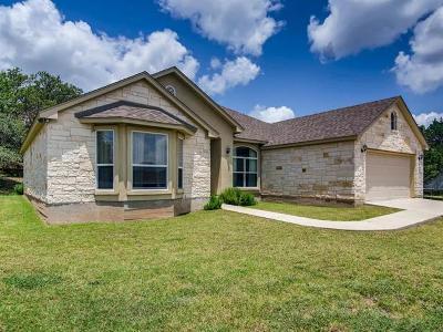 Lago Vista Single Family Home For Sale: 3800 Annapolis Cv