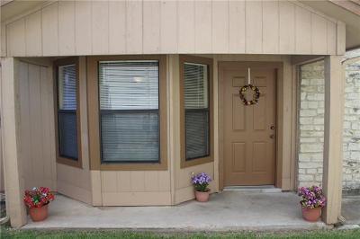 Round Rock Rental For Rent: 321 Rawhide Loop