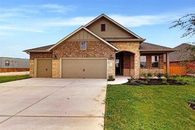 Round Rock Single Family Home For Sale: 3544 De Soto Loop