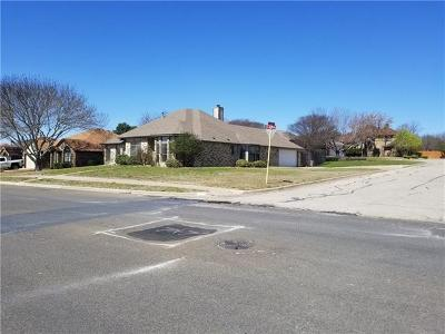 Harker Heights Single Family Home For Sale: 2310 Iowa Dr