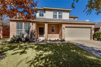 Round Rock Single Family Home Pending - Taking Backups: 806 Royal Burgess Dr