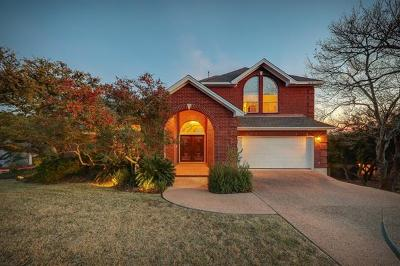 Travis County Single Family Home Pending - Taking Backups: 5801 Fox Chapel Dr