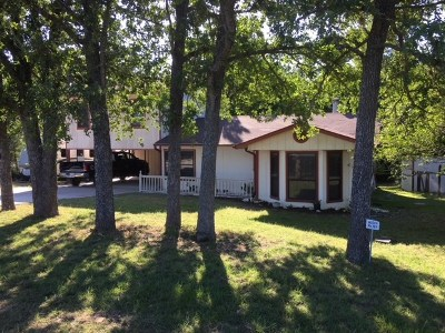 Giddings Single Family Home For Sale: 1840 County Road 213
