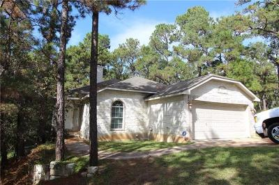 Bastrop County Single Family Home For Sale: 140 Akaloa Dr