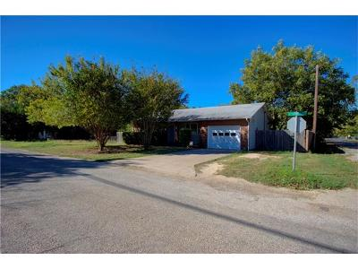 Williamson County Single Family Home For Sale: 400 S Love Ave