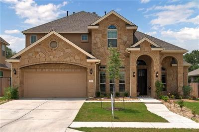 Georgetown Single Family Home For Sale: 308 Magona Trl