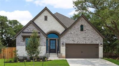 Georgetown Single Family Home For Sale: 1605 Lakeside Ranch Rd