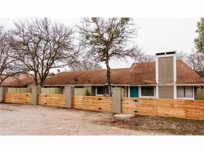 Austin Multi Family Home For Sale: 5213 Tahoe Trl